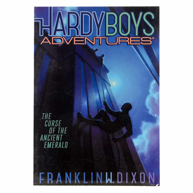Hardyboys Adventures The Curse of the Acient Emerald