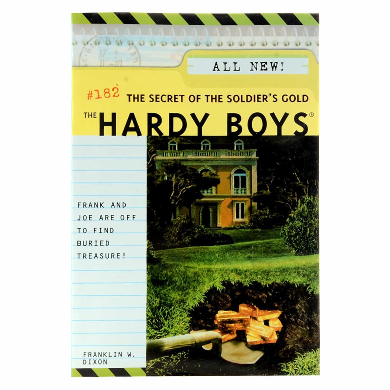 Hardyboys Adventures Series- #182 The Secret of the Soldier's Fold