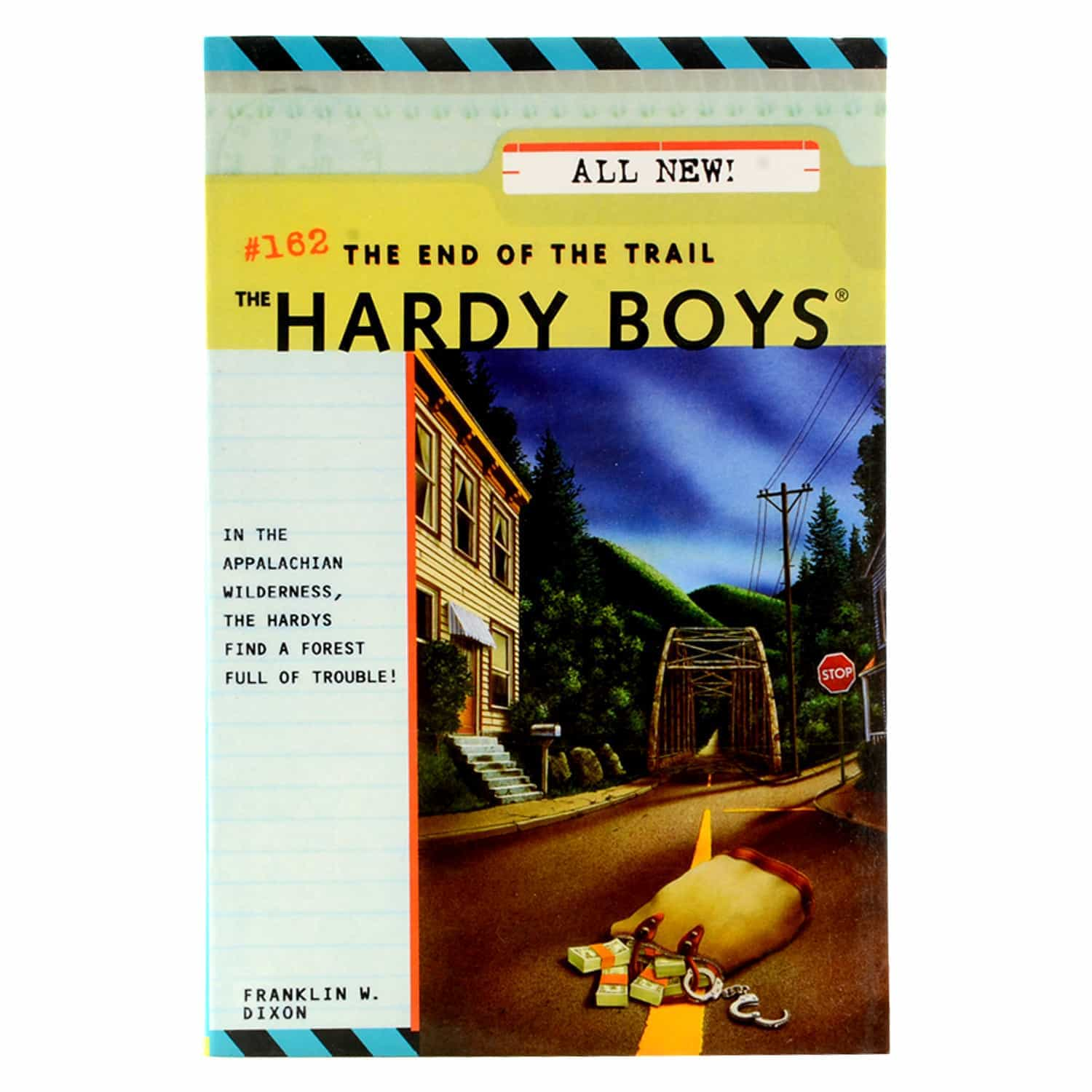 Hardyboys Adventures Series- #162 The End of the Trail
