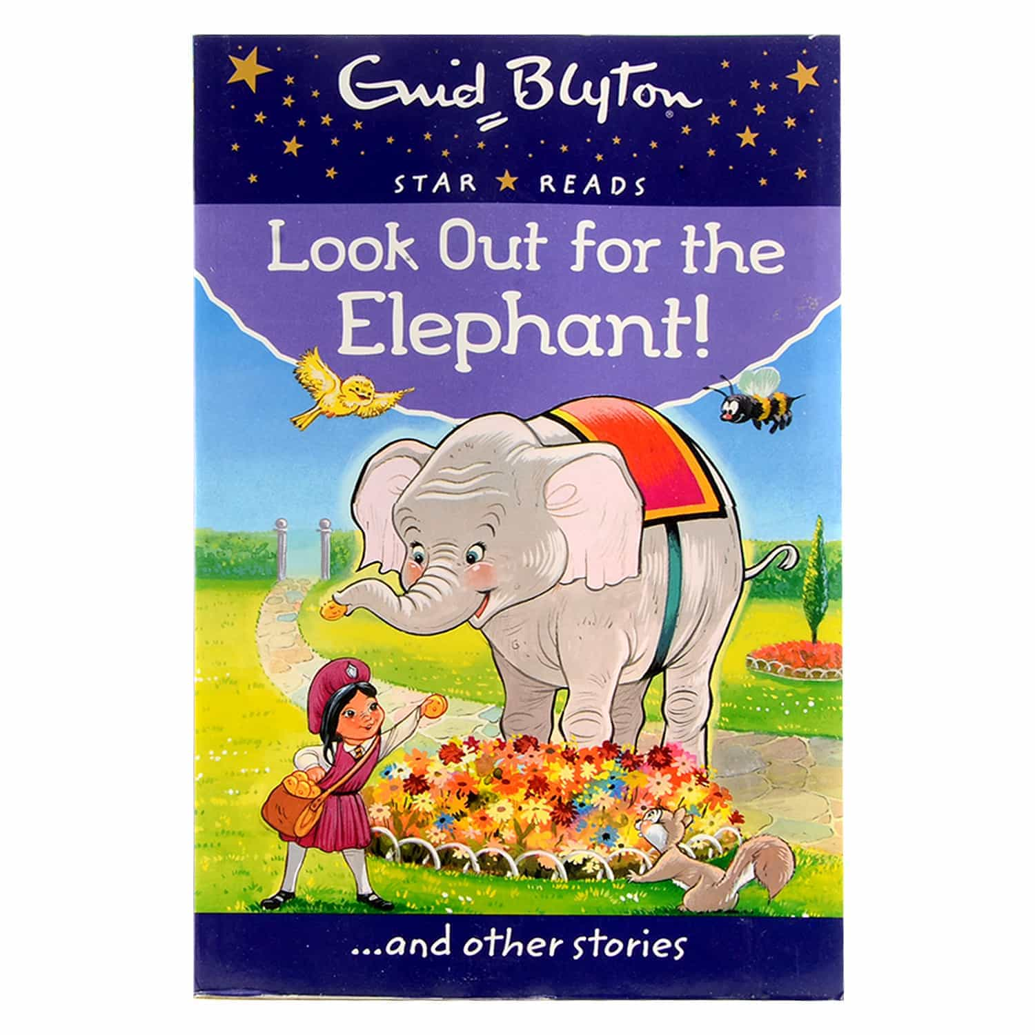 Enid Blyton - Look Out for the Elephant and Other Stories