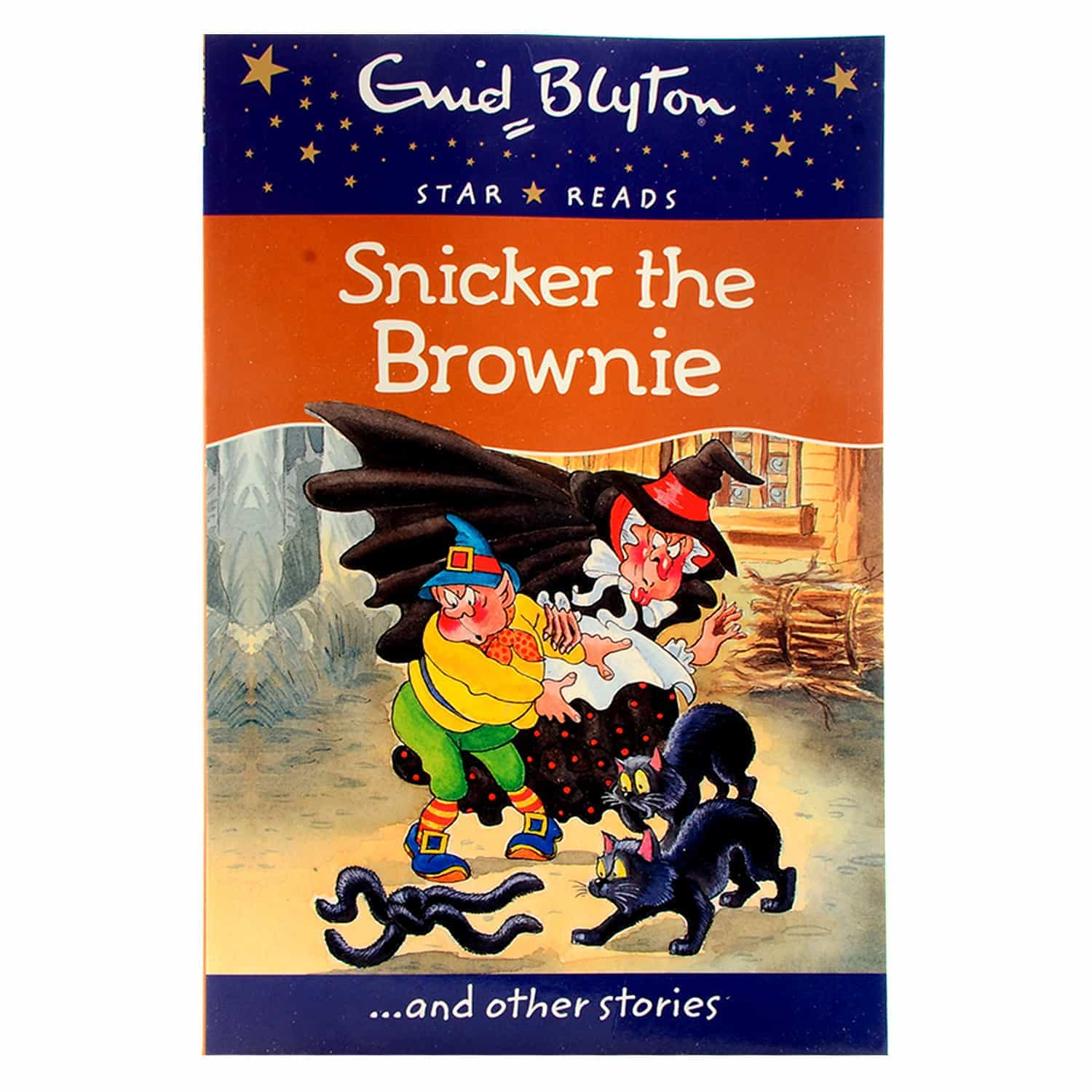 Enid Blyton - Snicker the Brownie and Other Stories