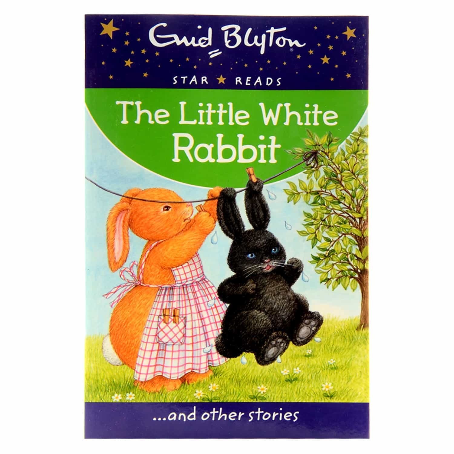 Enid Blyton - The Little White Rabbit  and Other Stories