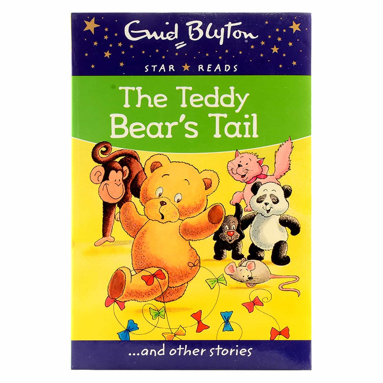 Enid Blyton - The Teddy Bear's Tail and Other Stories