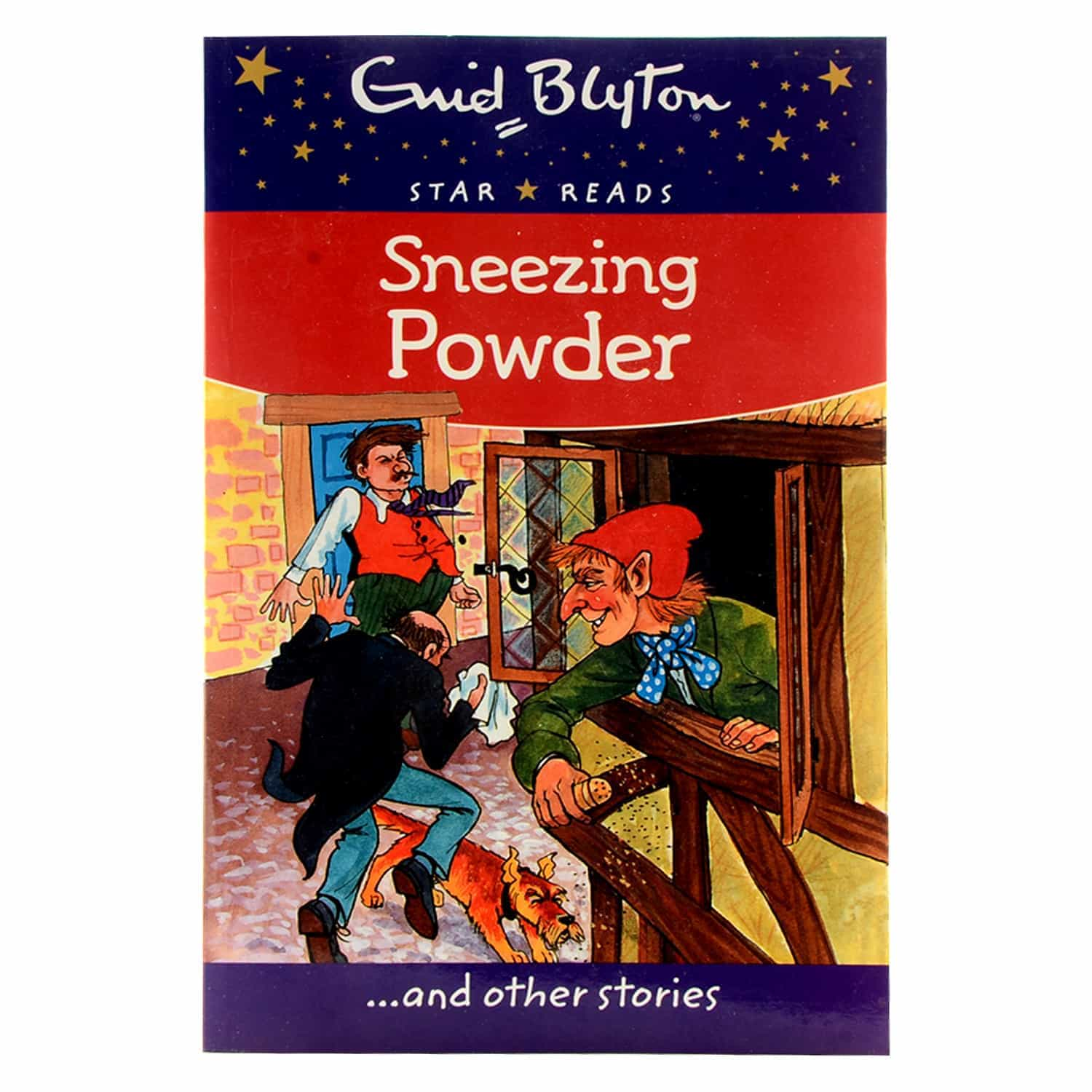 Enid Blyton - Sneezing Powder and Other Stories