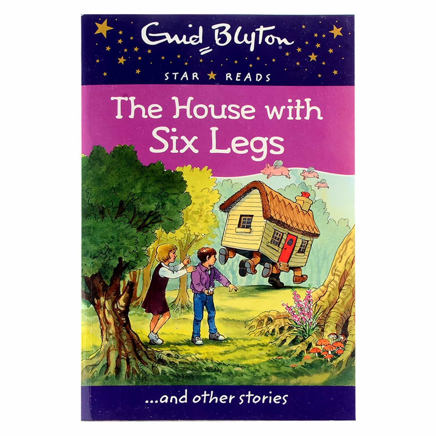 Enid Blyton - The House with Six Legs and Other Stories