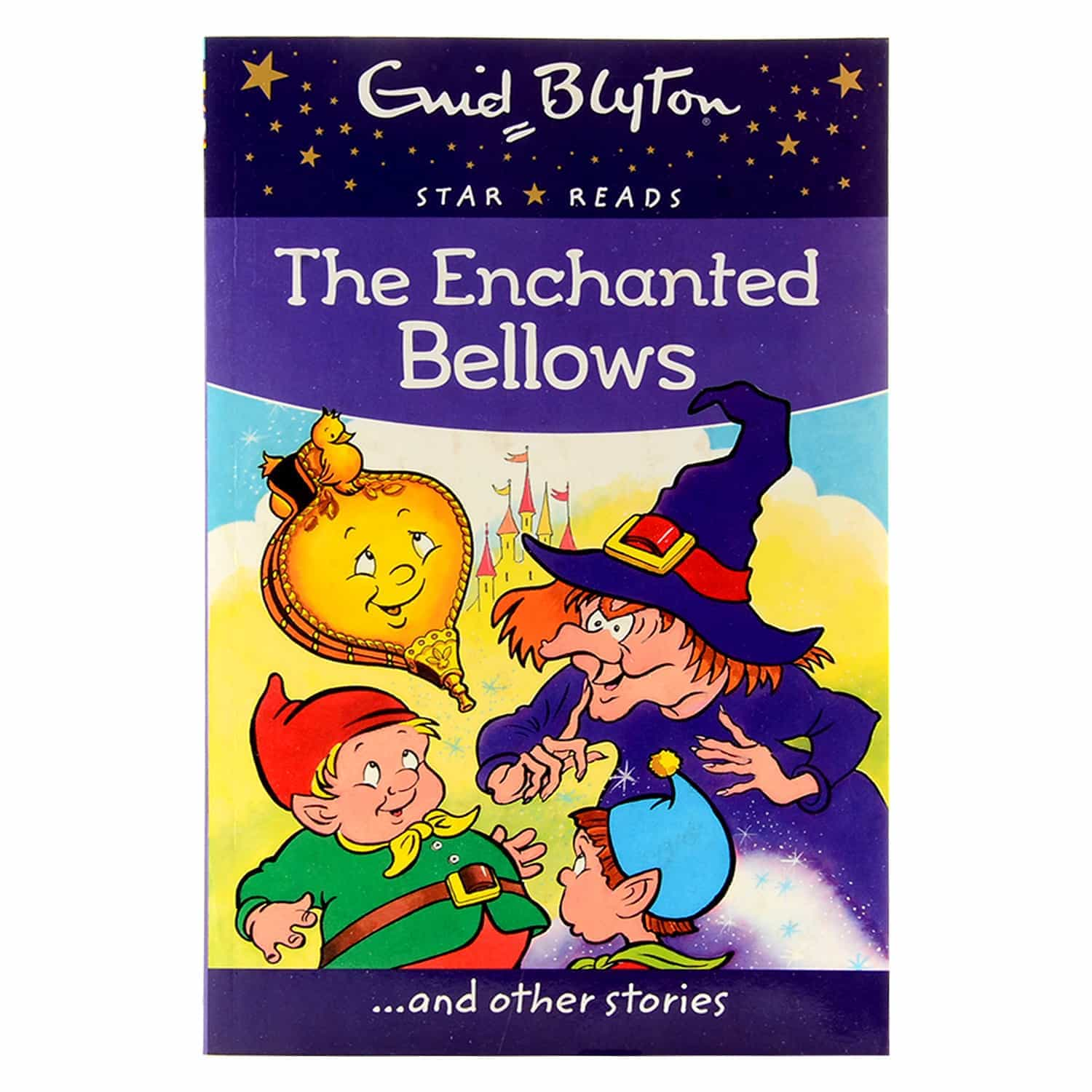 Enid Blyton - The Enchanted Bellows and Other Stories