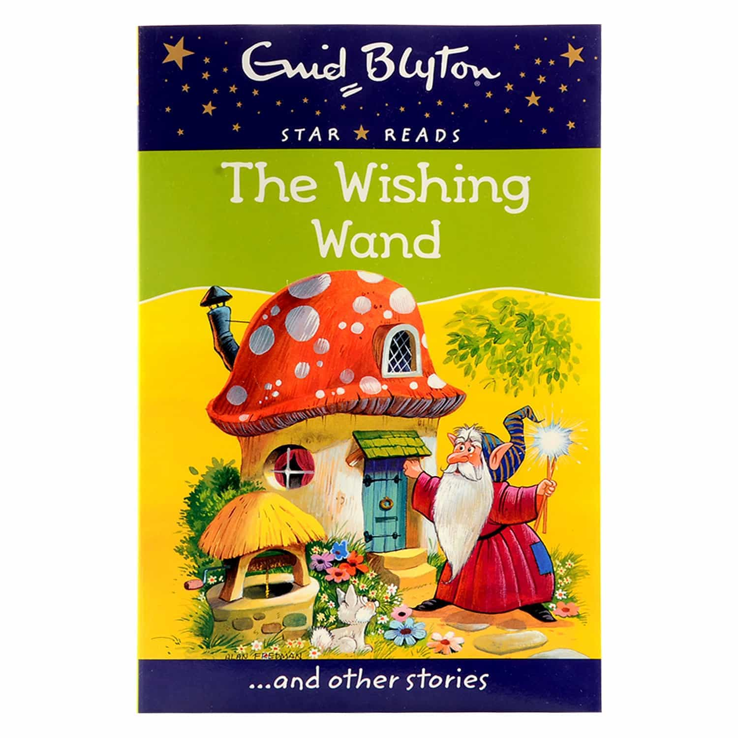 Enid Blyton - The Wishing Wand and Other Stories