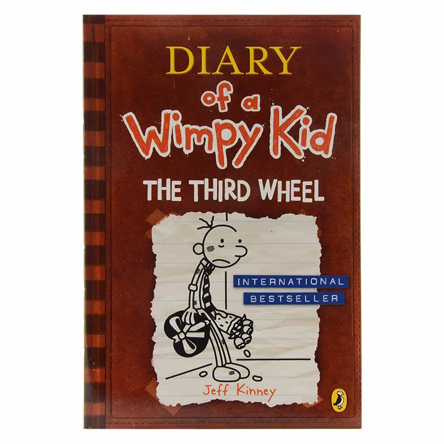 Diary of a Wimpy Kid Series- The Third Wheel