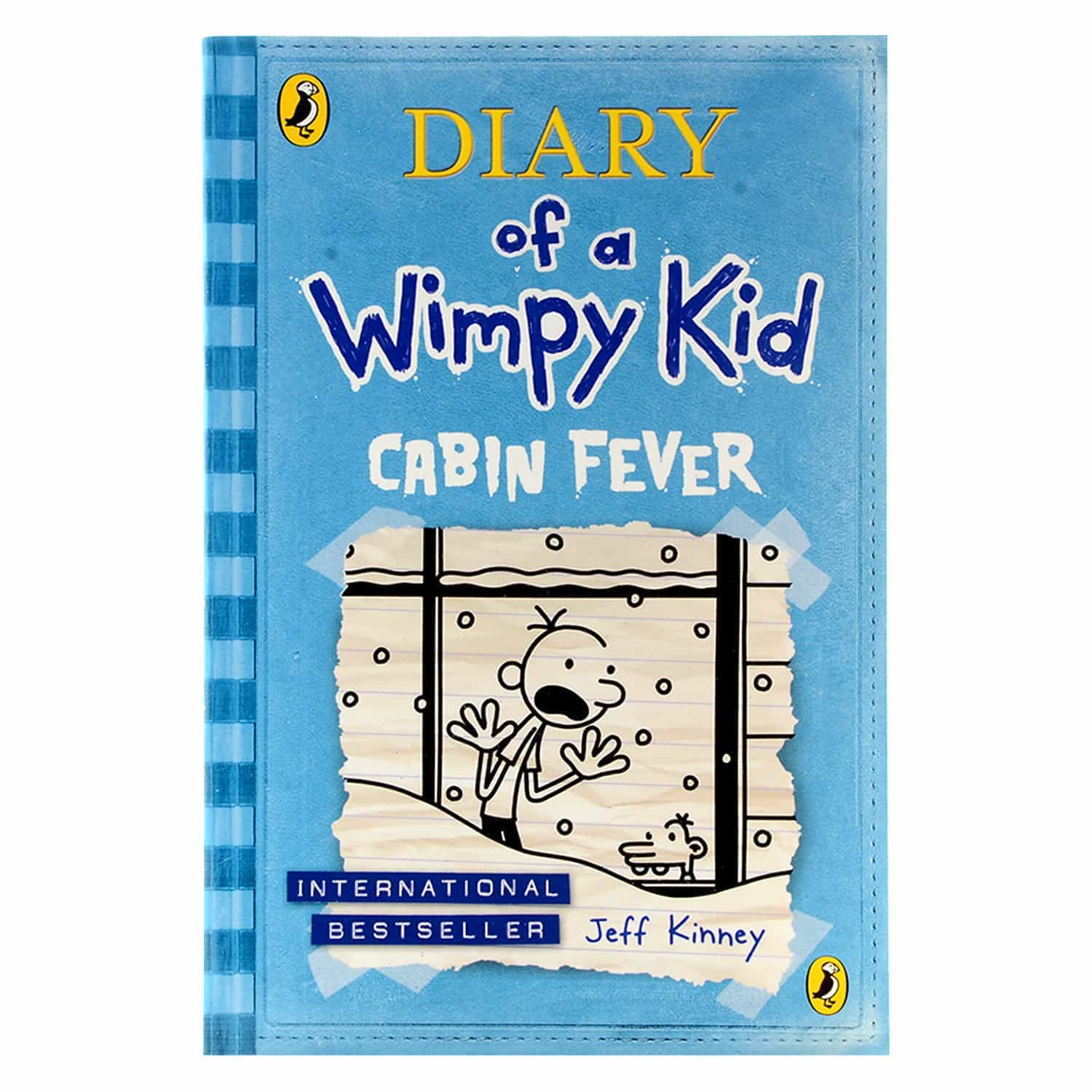 Diary of a Wimpy Kid Series- Cabin Fever