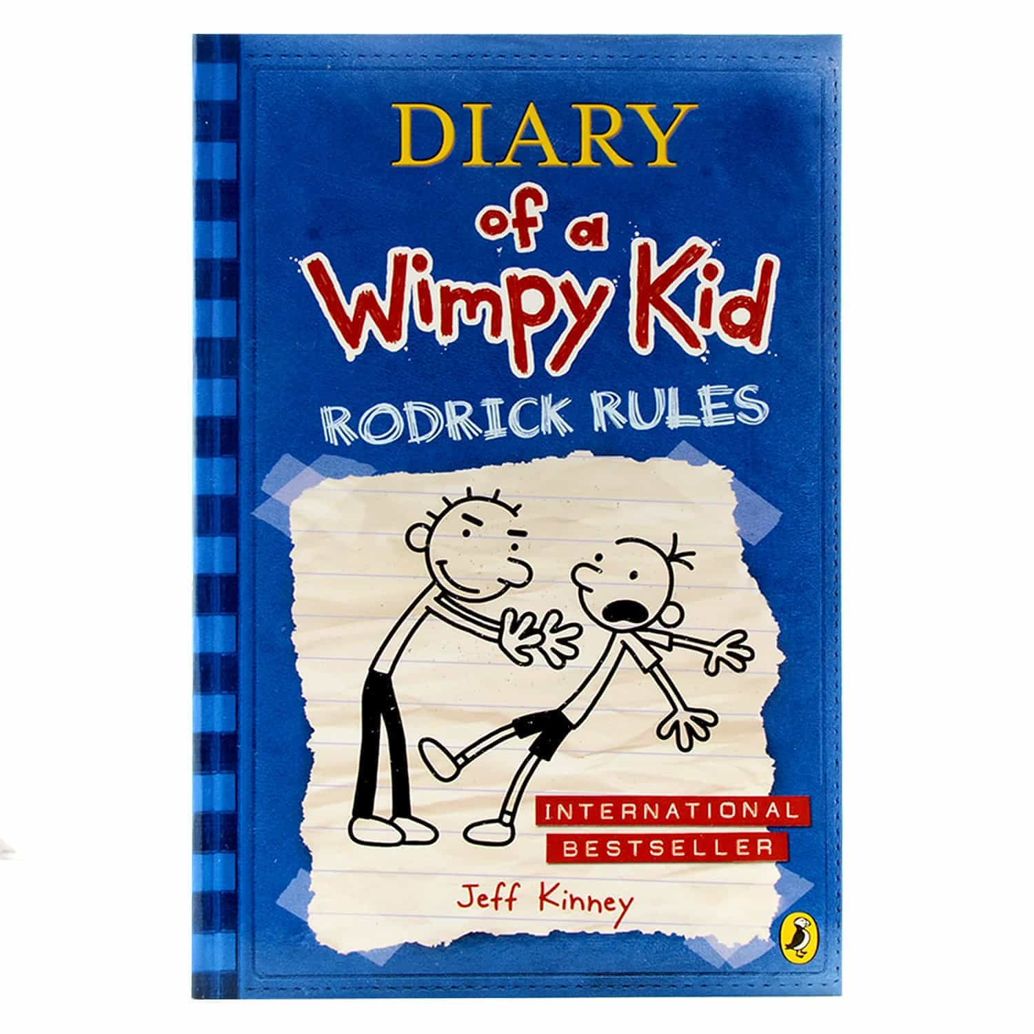 Diary of a Wimpy Kid Series- Rodrick Rules