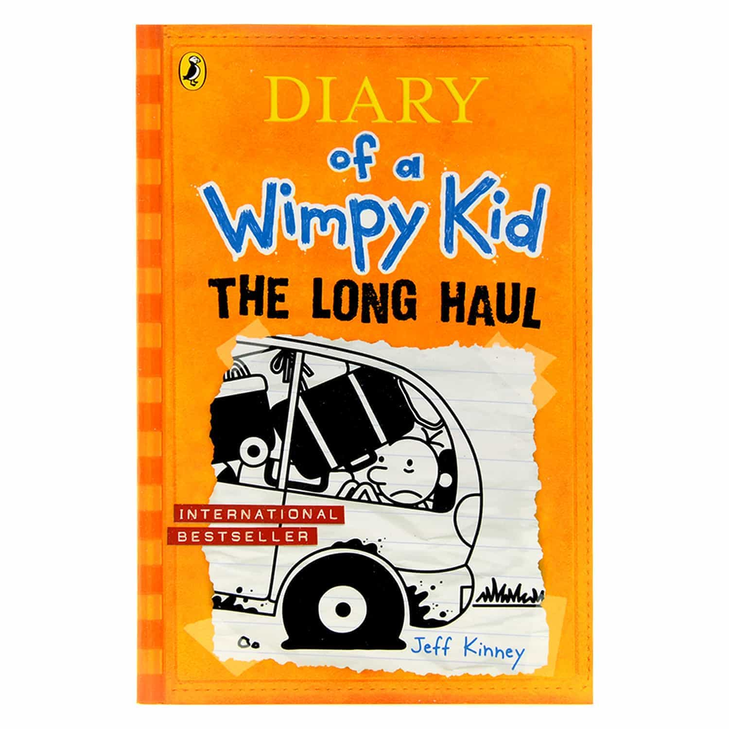 Diary of a Wimpy Kid Series- The Long Haul