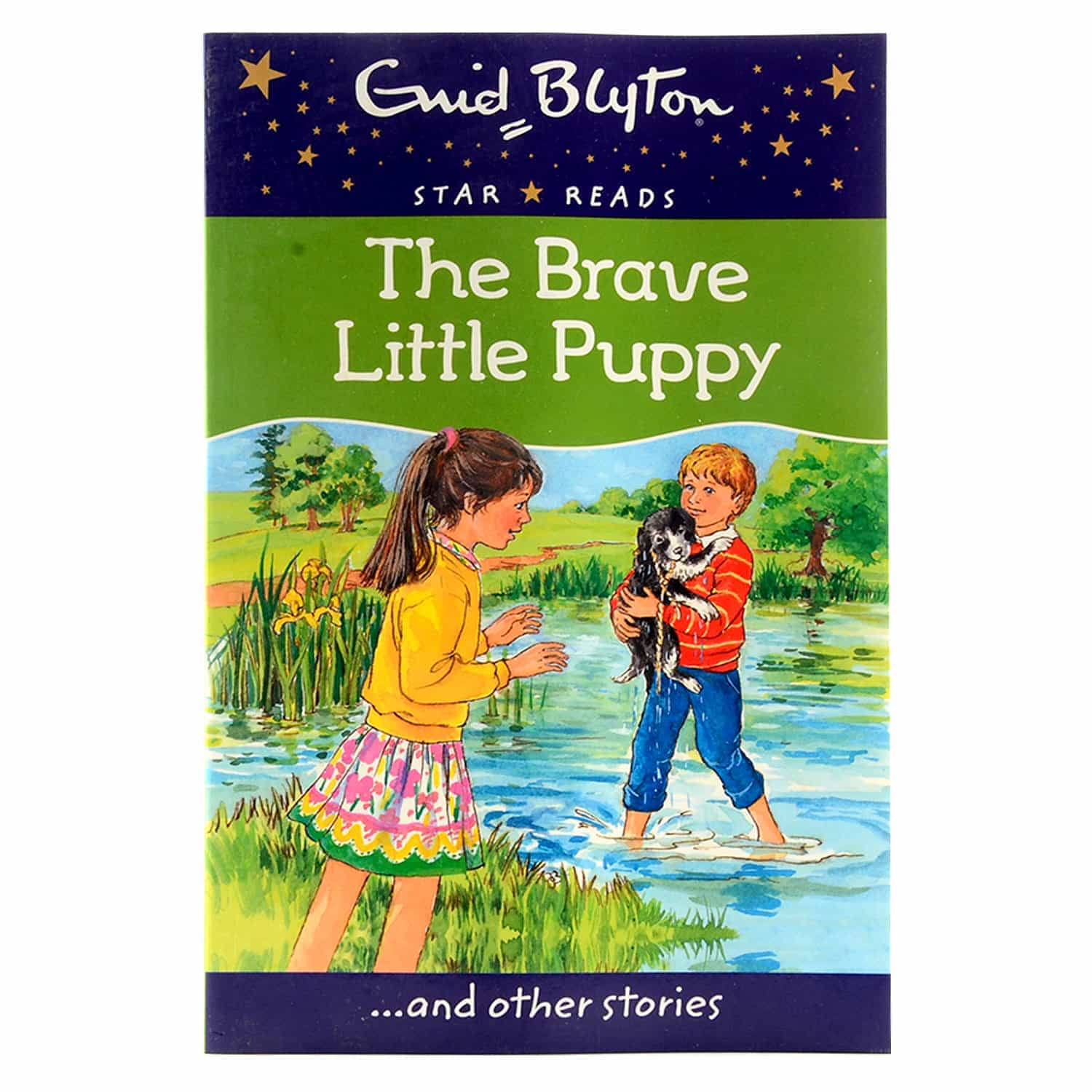 Enid Blyton - The Brave Little Puppy  and Other Stories
