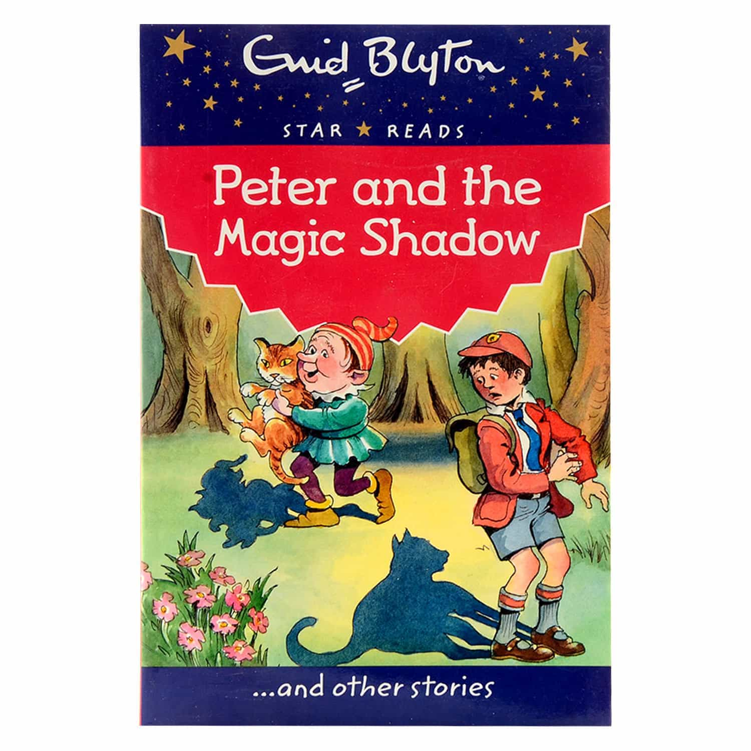 Enid Blyton - Peter and the Magic Shadow and Other Stories