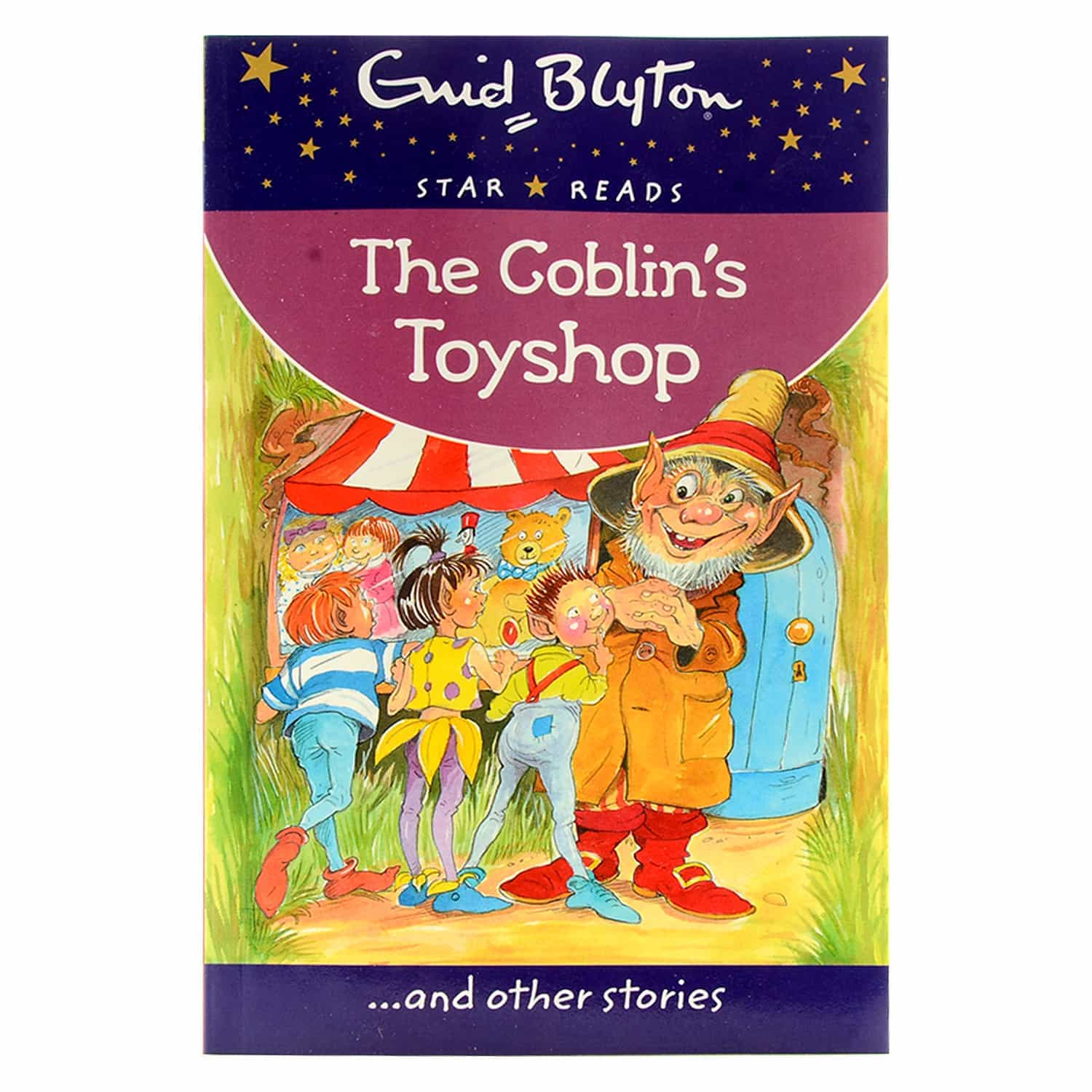 Enid Blyton - The Gobline's Toyshop and Other Stories