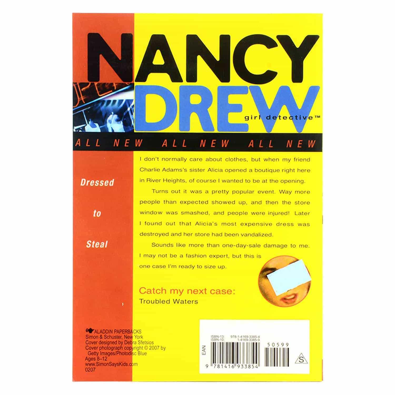 Nancy Drew Series - #22 Dressed to Steal