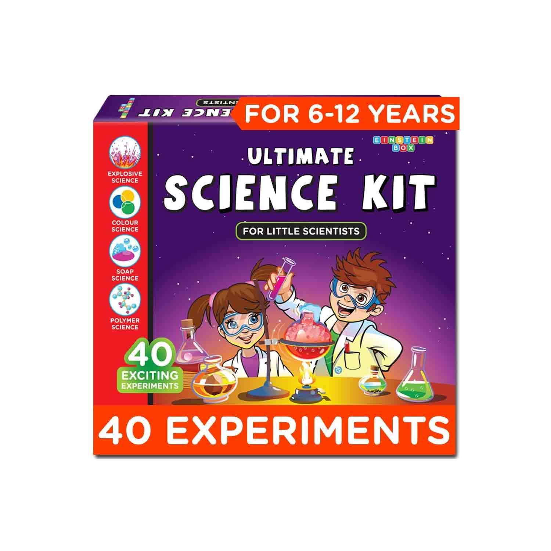 Einstein Box Science Experiment Kit