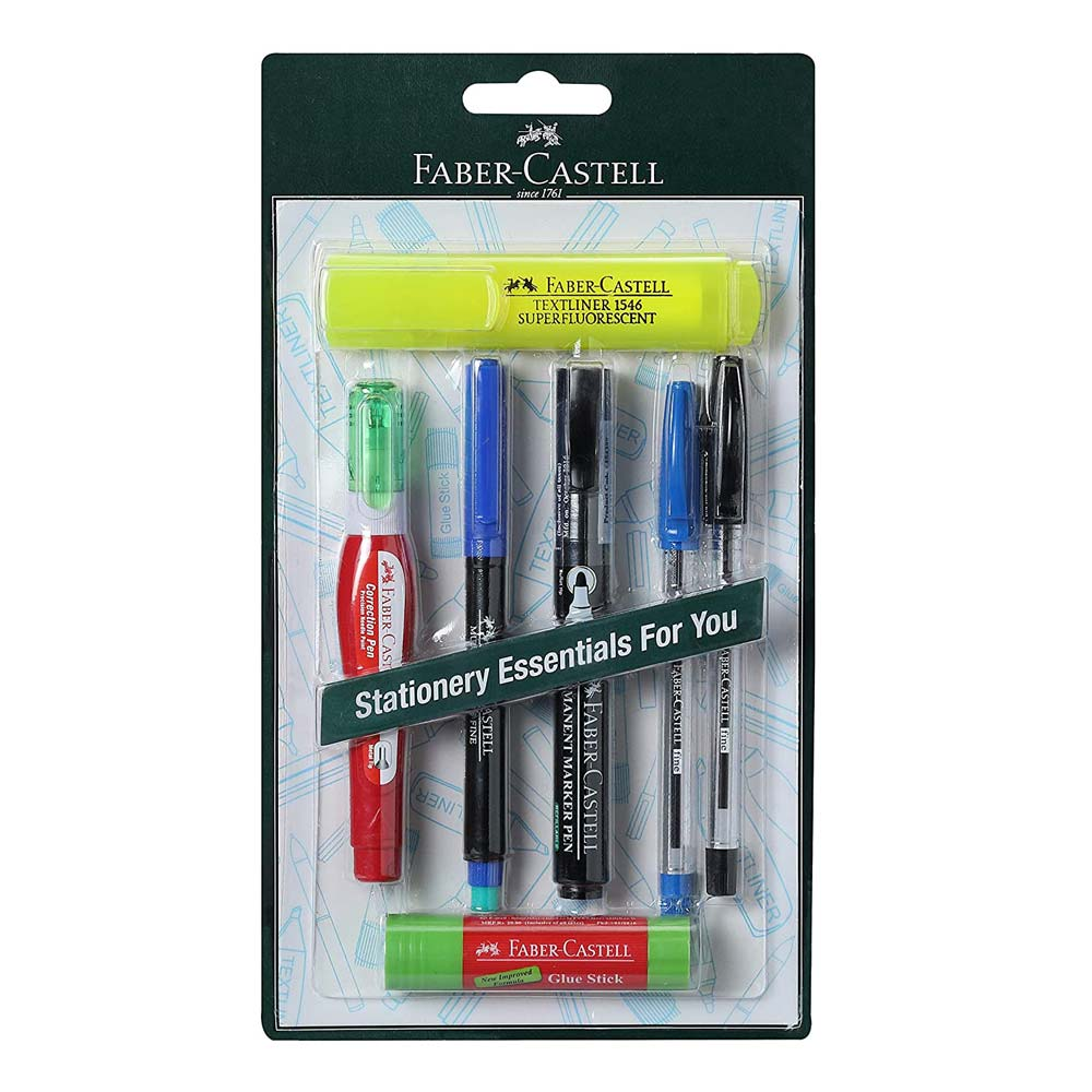 Faber-Castell Home and Office Stationary Kit