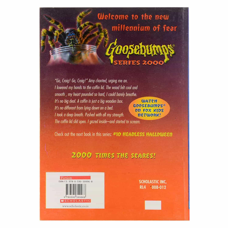Goosebumps Horrorland Series -  Are you Terrified  Yet?