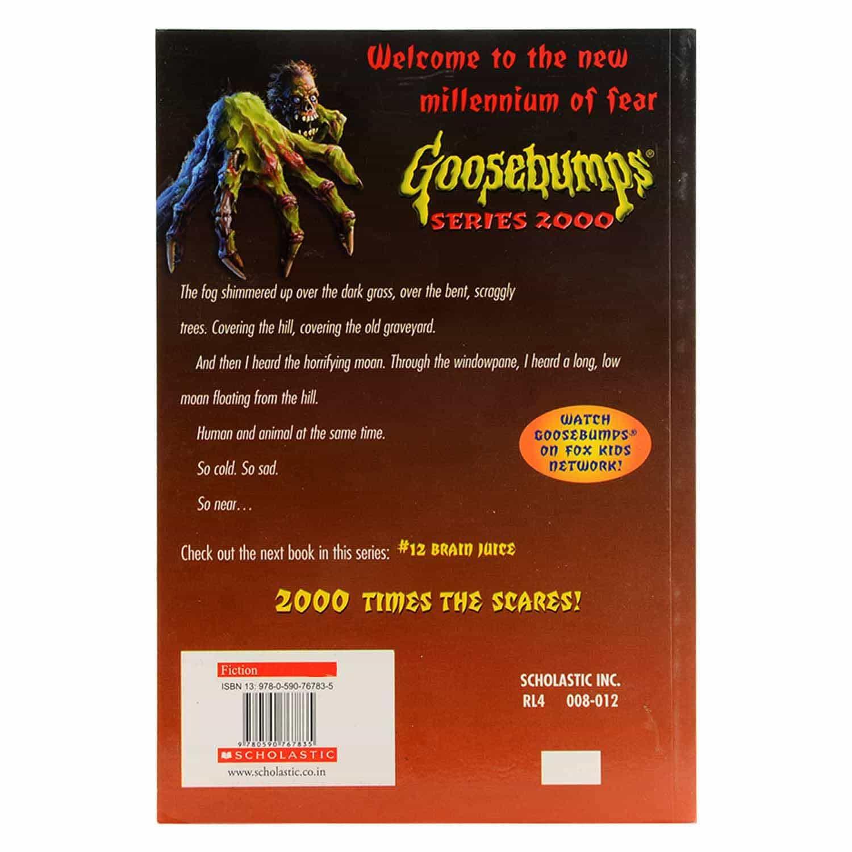 Goosebumps Series - Attack of the Graveyard Ghouls