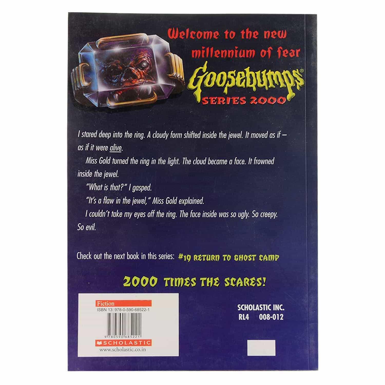 Goosebumps Horrorland Series - Horrors of the Black Ring
