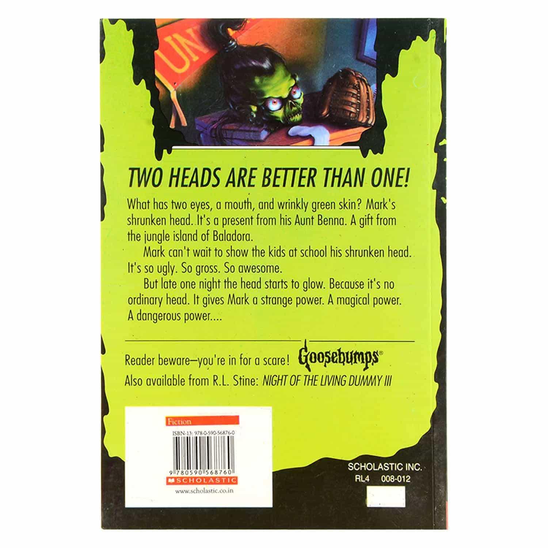 Goosebumps Series - How I Got My Shrunken Head