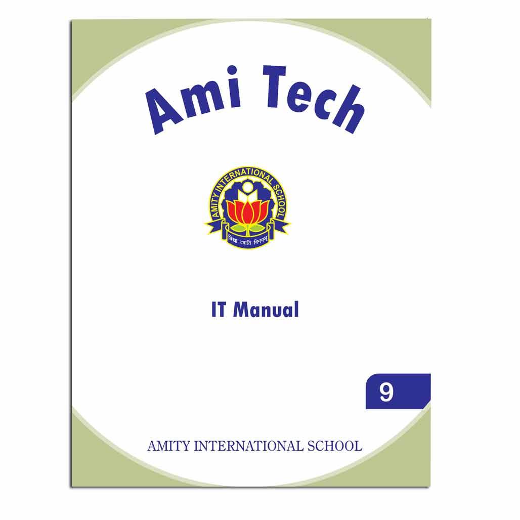 IT Manual - Class 9
