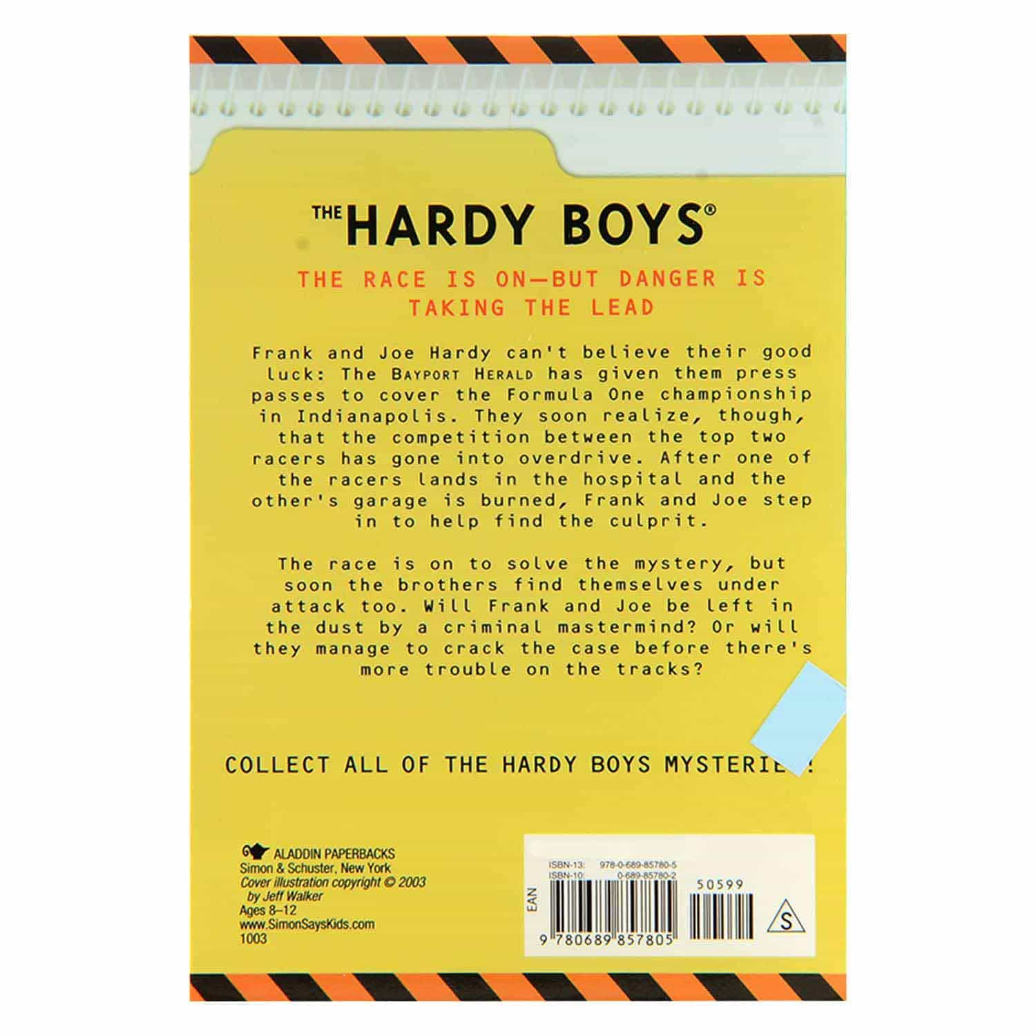 Hardy Boys Series - #181 It's The Final Countdown to Disaster