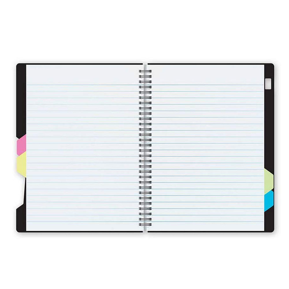 Luxor 5 Subject Single Ruled Notebook (A5 Size, 300 Pages)