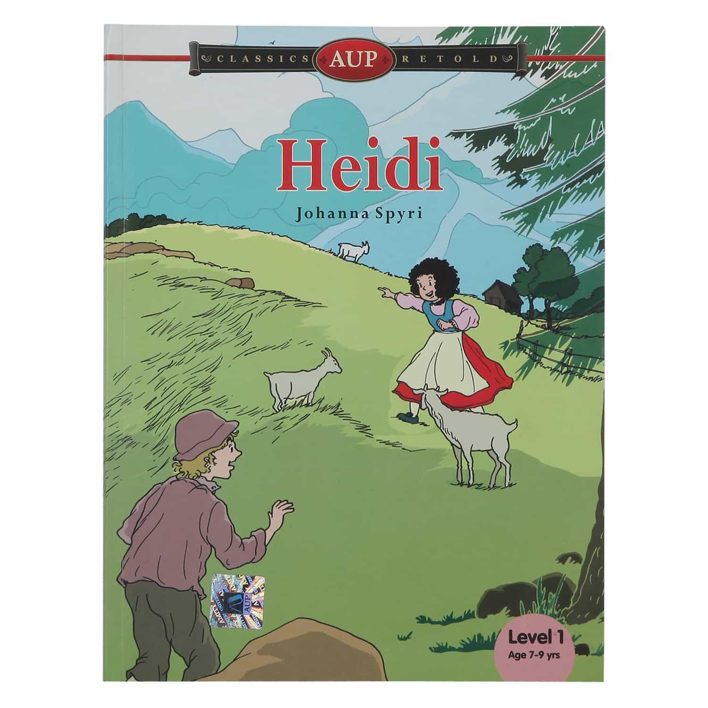 Heidi (Classics Retold)