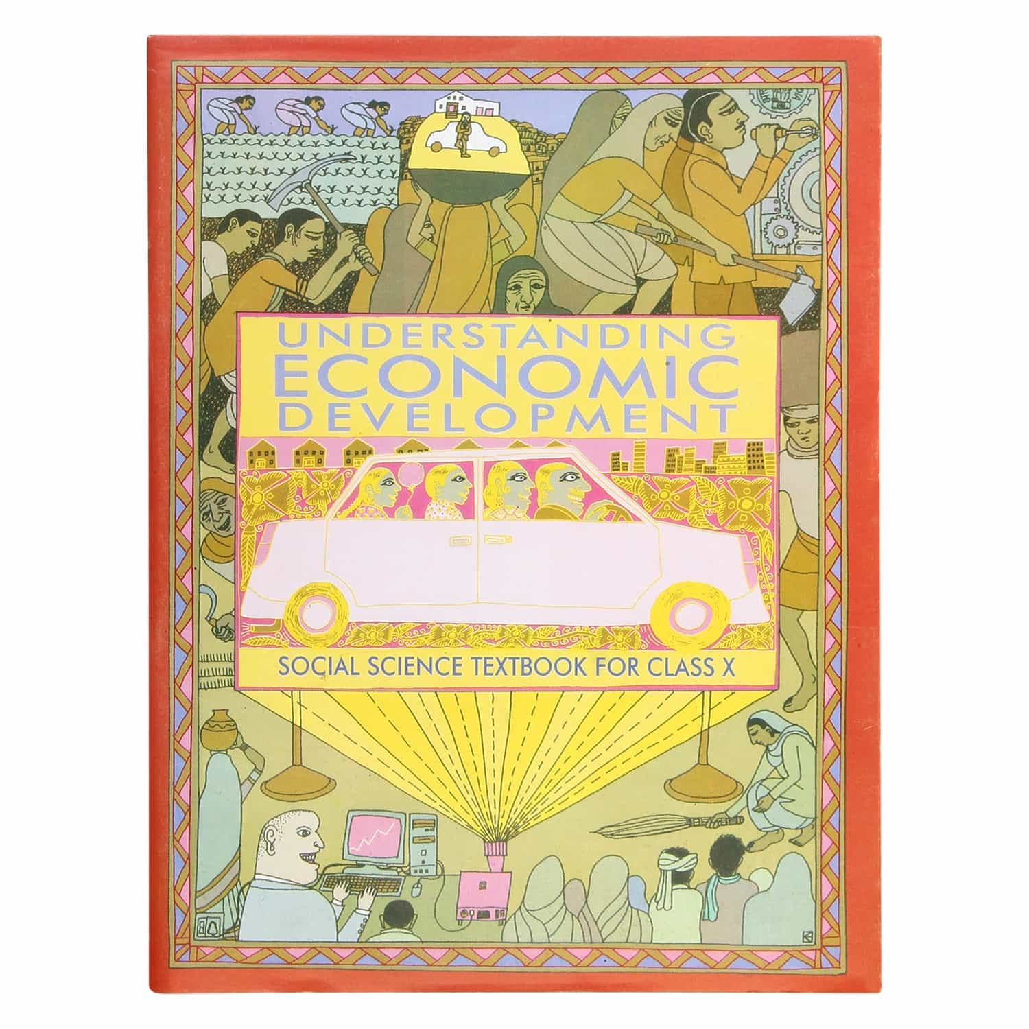 NCERT Textbook - Class 10 - Understanding Economics Development