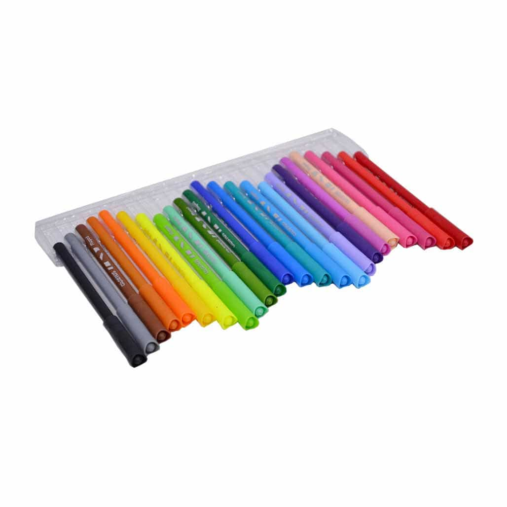 Maped Color Peps Sketch Pens - 24 Shades