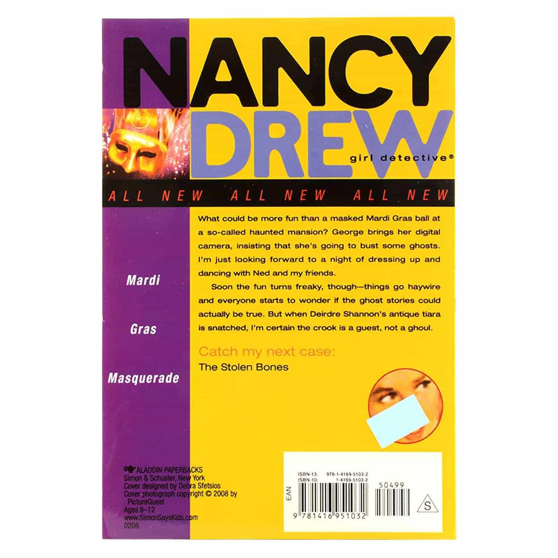 Nancy Drew Series - #28 Mardi Gras Masquerade