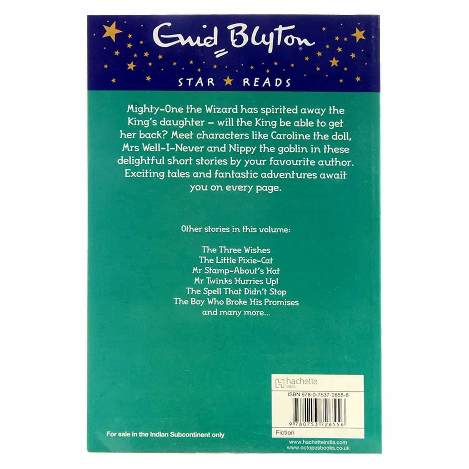 Enid Blyton - Mighty-One the Wizard and Other Stories