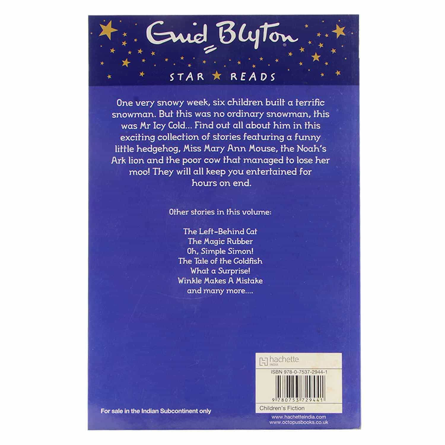 Enid Blyton -  Mr. Icy Cold and Other Stories