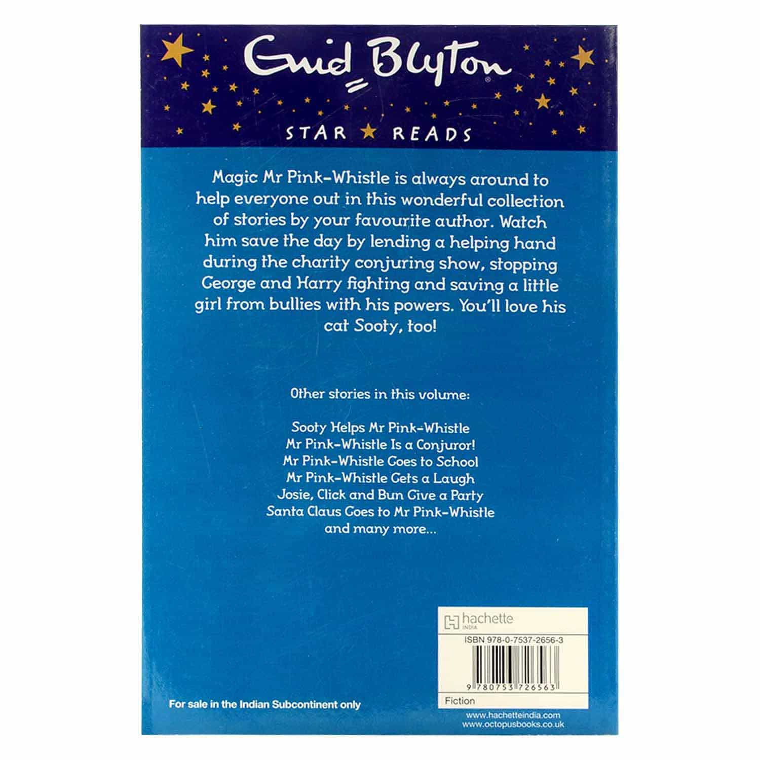 Enid Blyton - Mr. Pink-Whistle Stories and Other Stories