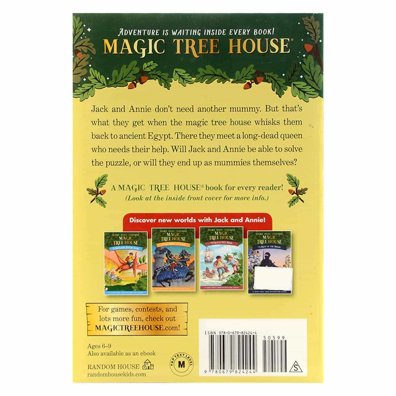 Magic Tree House  Series - #3 Mummies in The Morning
