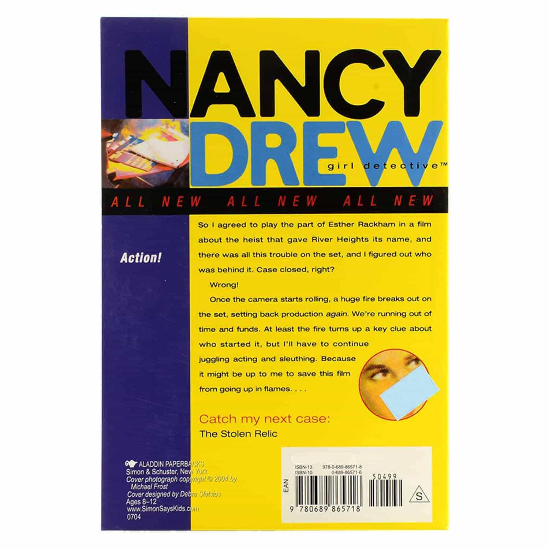 Nancy Drew Series - #6 Action