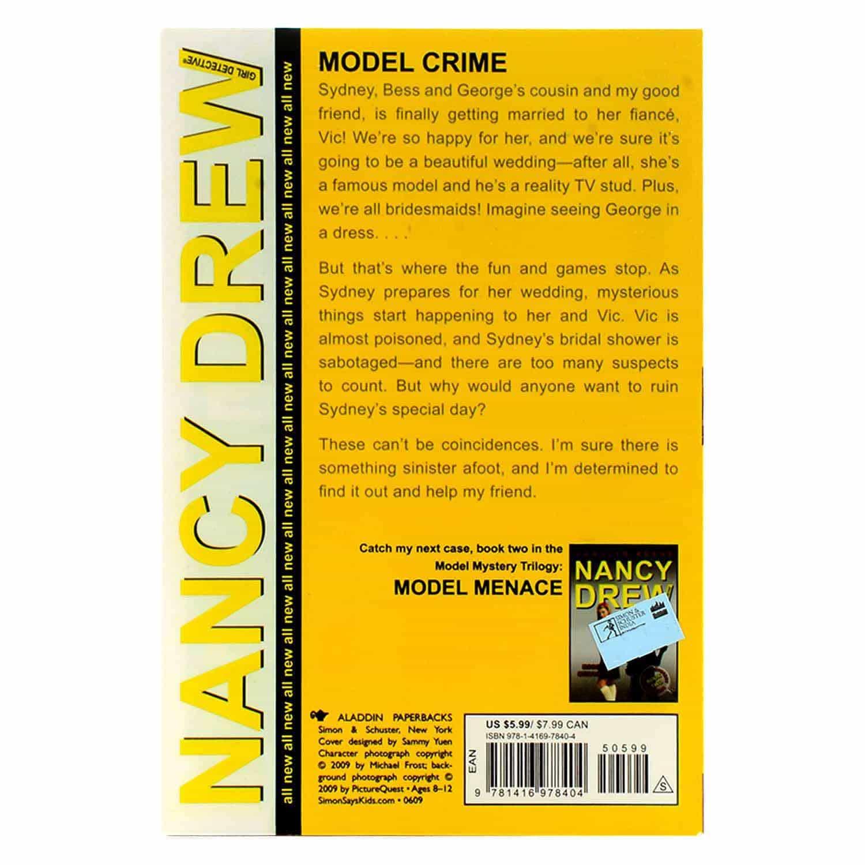 Nancy Drew Series - Model Crime