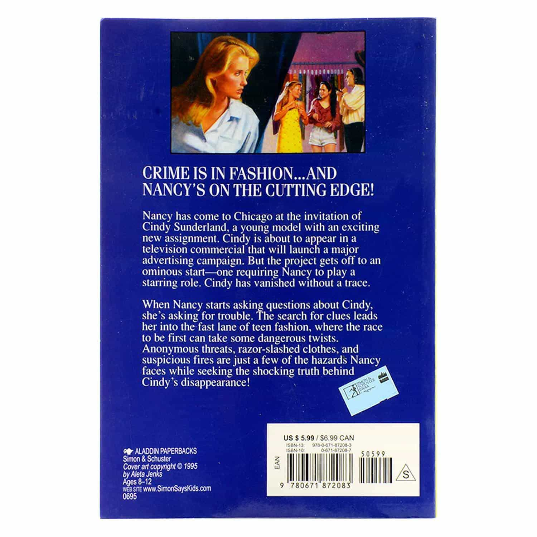 Nancy Drew Series - The Teen Model Mystery