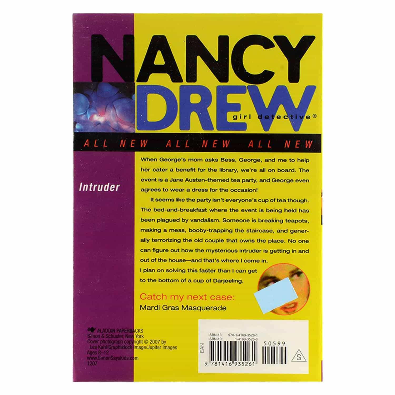 Nancy Drew Series - #27 Intruder