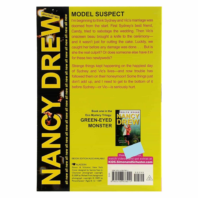 Nancy Drew Series - Model Suspect