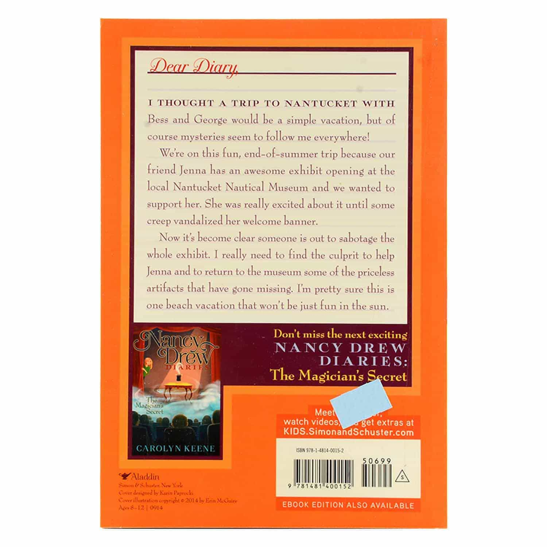 Nancy Drew Series - The Phantom of Nantucket