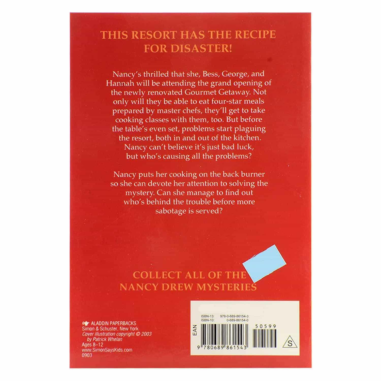 Nancy Drew Series - #174 A Taste of Danger