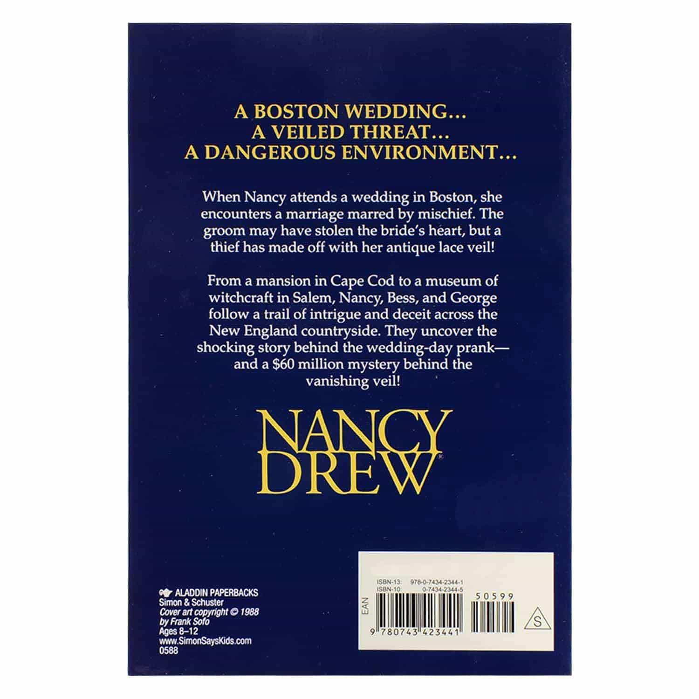 Nancy Drew Series -  #83 The Case of The Vanishing Veil