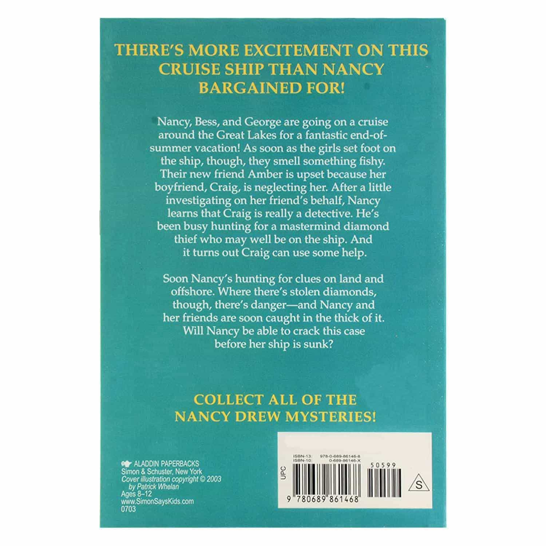 Nancy Drew Series - #173 Danger on The Great Lakes
