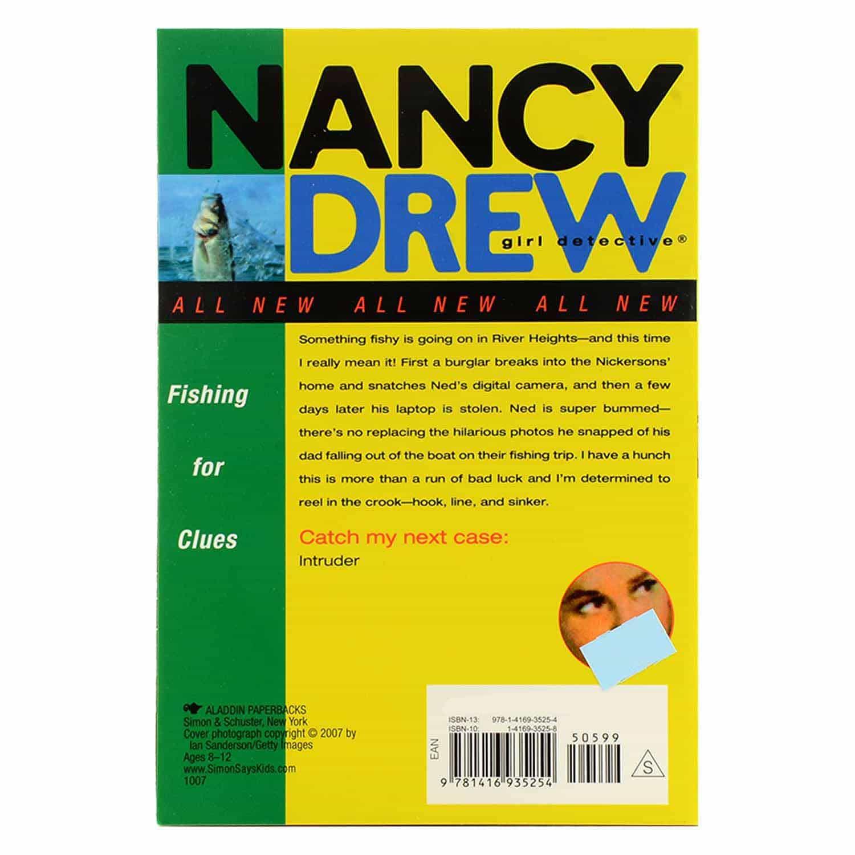 Nancy Drew Series - #26 Fishing for Clues