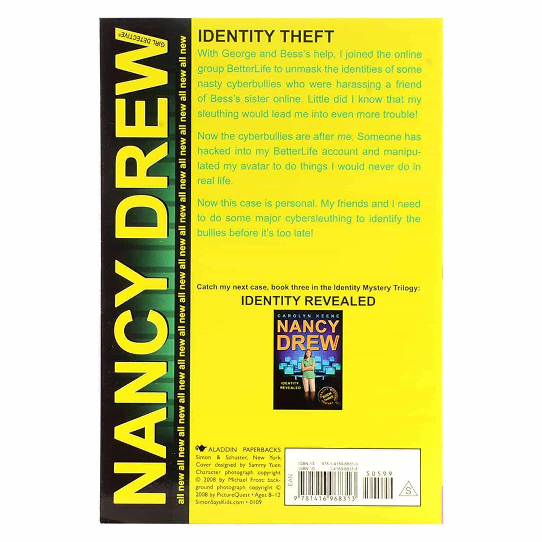 Nancy Drew Series - Identity Theft