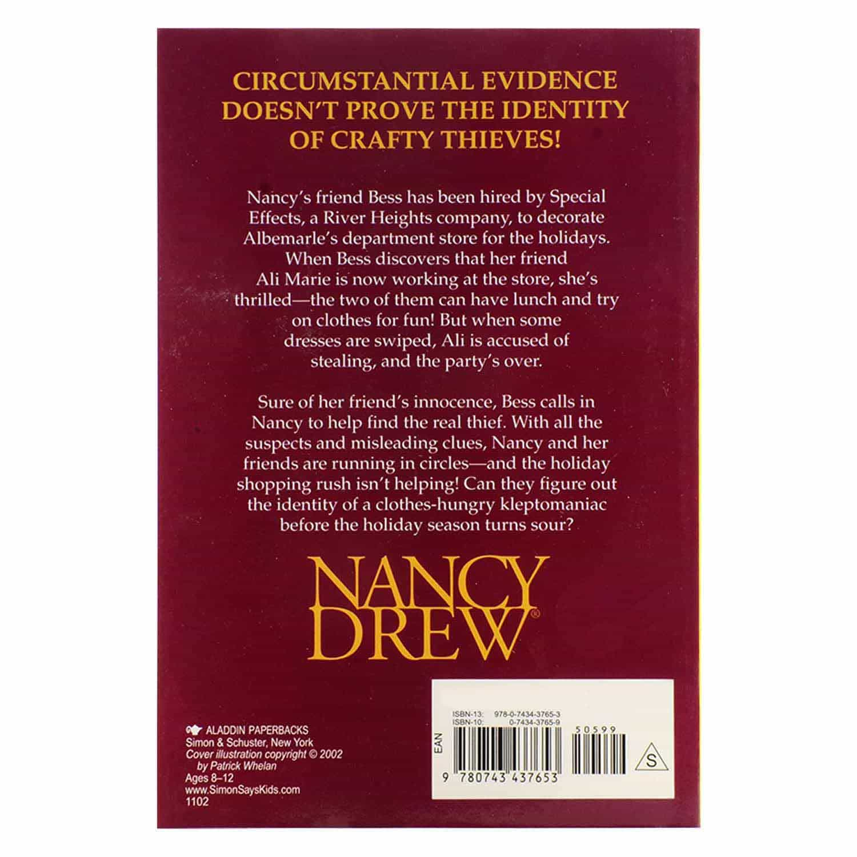 Nancy Drew Series - #169 The Mistletoe Mystery