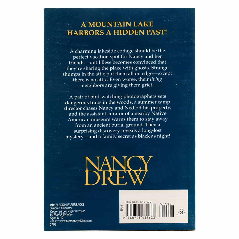 Nancy Drew Series - #167 Mystery By Moonlight