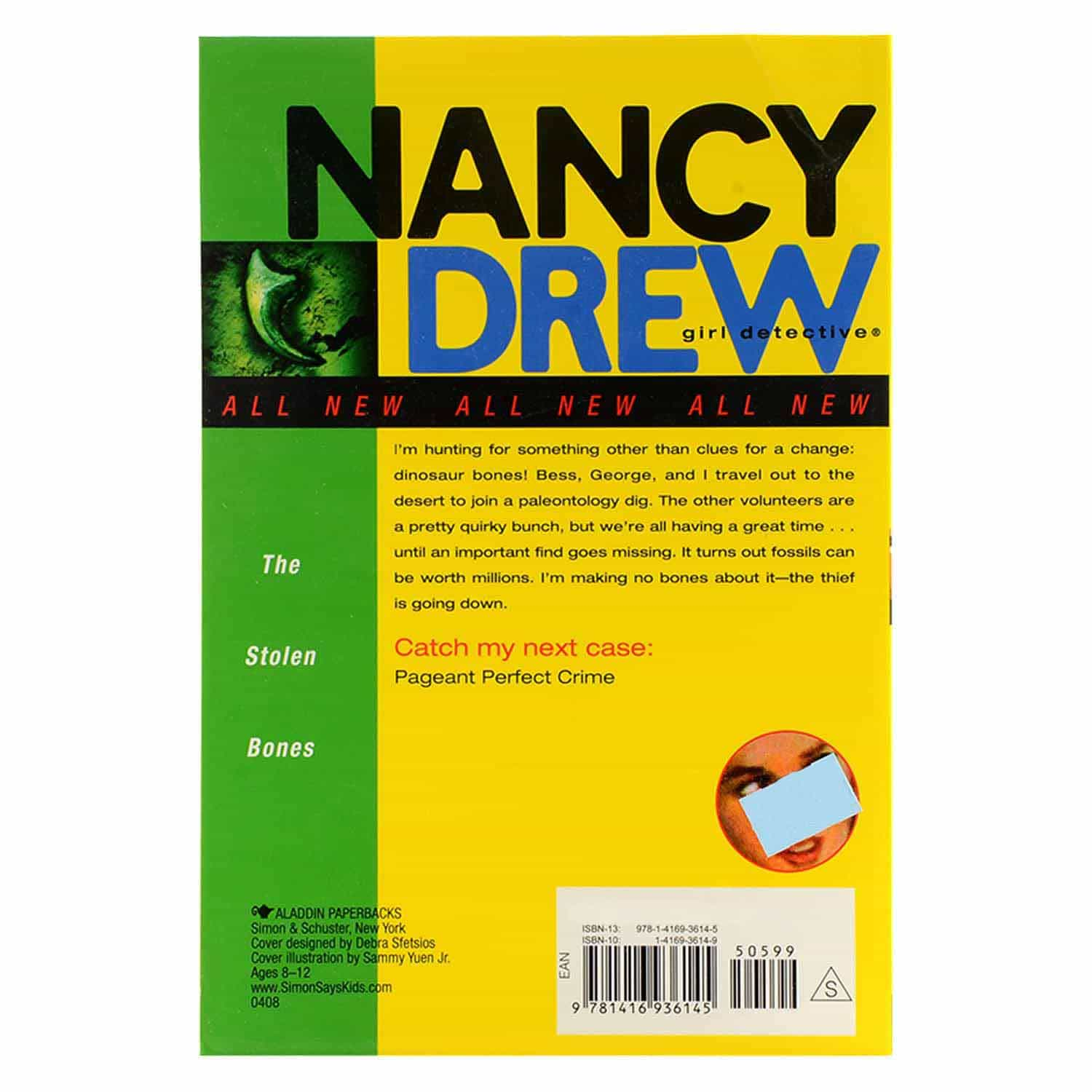 Nancy Drew Series - Once Upon a Thriller